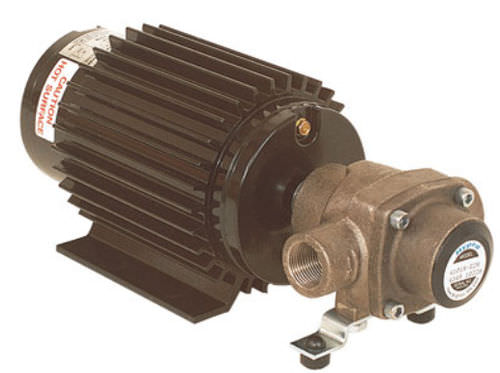 chemical pump / electric / roller / industrial
