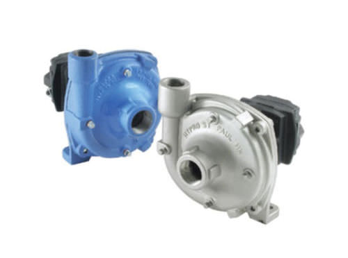 Centrifugal pump / for acids / trial / cast iron 64 - 100 gpm, 95 - 120 psi | 9302 series Hypro Pressure Cleaning