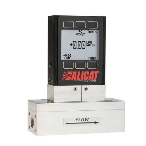 liquid flow meter / digital / industrial / laboratory