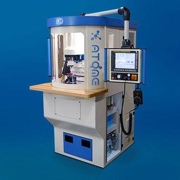 4-axis machining center / vertical / high-speed / compact