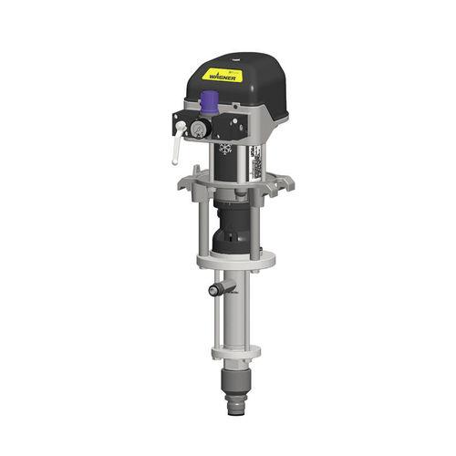 piston pump / for adhesives / manual / normal priming