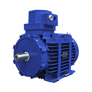 AC motor / asynchronous / 690 V / air-cooled