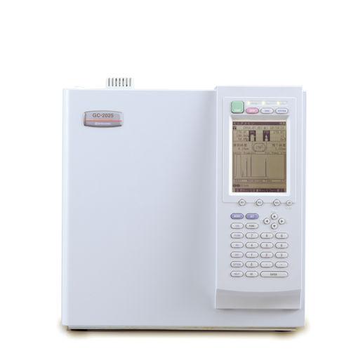 gas chromatograph / FID / laboratory / compact