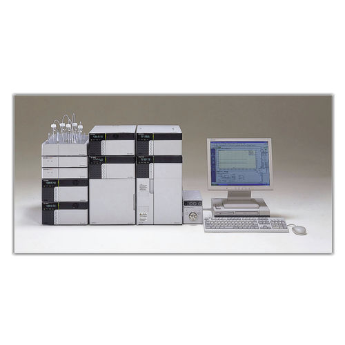 High-performance liquid chromatograph / photodiode array / PDA / laboratory Prominence Modular HPLC Shimadzu Europa