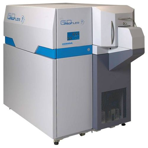 optical spectrometer / glow discharge / process