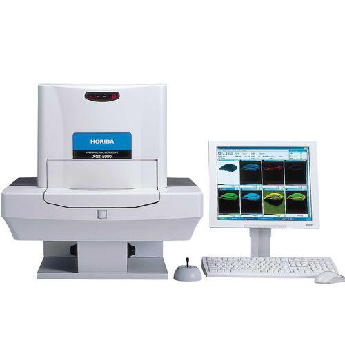 Fluorescence microscope / for analysis / high-resolution / digital camera XGT-5200 HORIBA Scientific