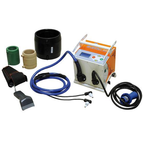 electrofusion welder / single-phase