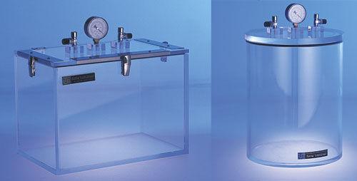 Vacuum chamber max. 762 x 762 x 102 mm  Terra Universal Inc.