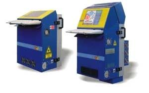 CO2 laser marking machine / mobile JOLLY DS4 Laser Technology