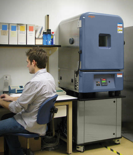 Humidity and temperature test chamber / bench-top 10 - 95% | BTL-433, BTX-475  ESPEC NORTH AMERICA