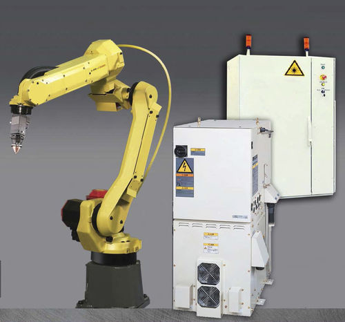articulated robot / 6-axis / laser cutting / for welding