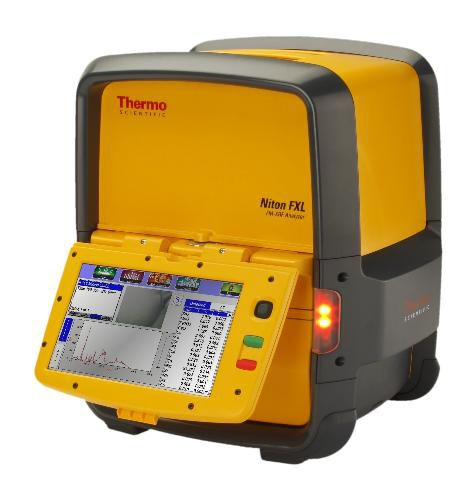 gas analyzer / elemental / portable / for the mining industry