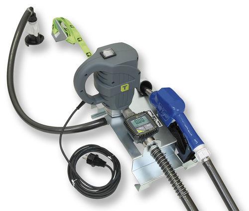 compact pumping unit