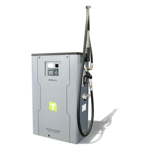 automatic dispenser / fuel / diesel / tray