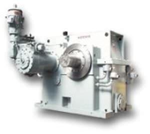 helical gear reducer / parallel-shaft / high-speed / precision