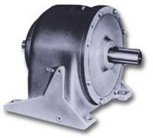 helical gear reducer / coaxial / precision / high-speed