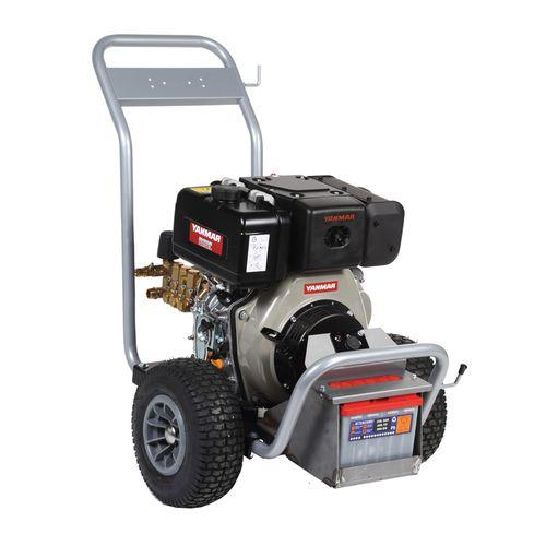high-pressure washing machine / manual / spray