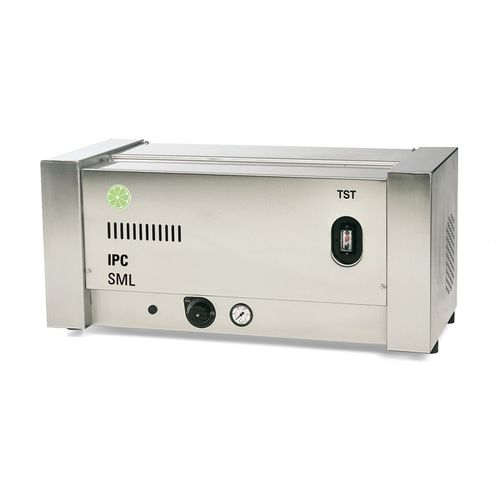 high-pressure washing machine / cold / automatic / stainless steel