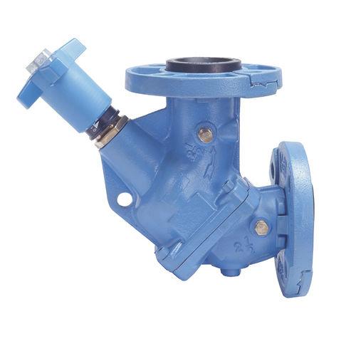 disc valve / manual / for water / balancing
