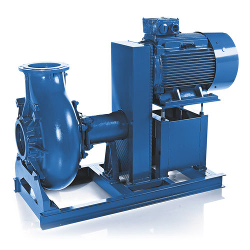wastewater pump / electric / centrifugal / industrial