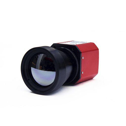 CCTV camera / thermal imaging / full-color / microbolometer