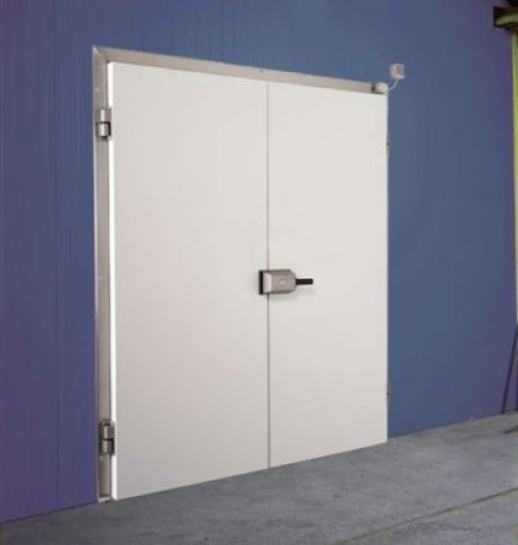 swing door / stainless steel / galvanized steel / for cold storage & Swing door / stainless steel / galvanized steel / for cold storage ...
