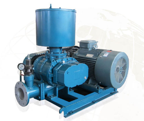 air blower / 3-lobe / single-stage / compact