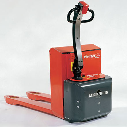 Hand pallet truck / electric / multifunction / for heavy-duty applications Panther Maxi Logitrans