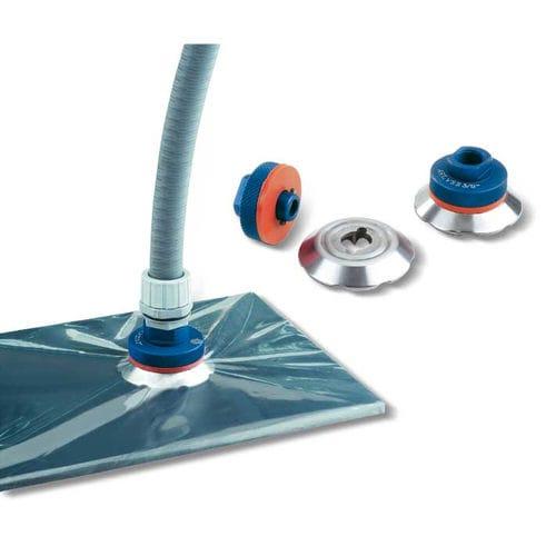 manual valve / for vacuum press bags / aspirating / 2-way