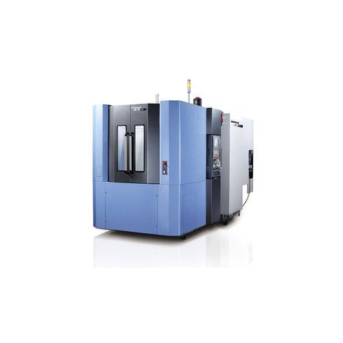 3-axis machining center / horizontal / high-precision / compact