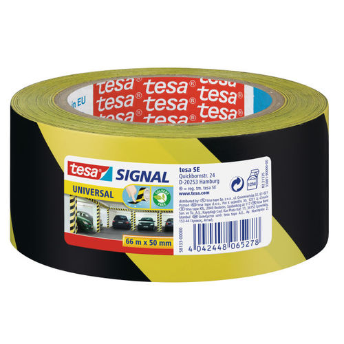 Double-sided adhesive tape / polyethylene / for marking / UV-resistant tesa® Signal  Premium Tesa