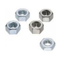 hexagonal nut / steel