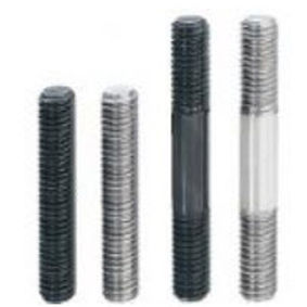 threaded stud / stainless steel