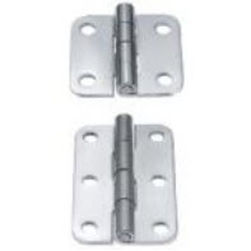 Metal hinge / corner / screw-in Misumi America