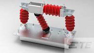 vacuum circuit breaker / high-voltage / IP66 / for railway applications
