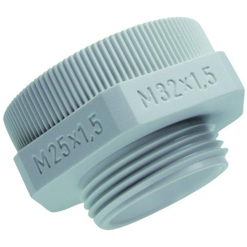 hydraulic adapter / threaded / polyamide