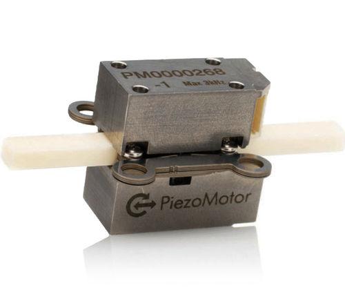 In-line piezoelectric motor Piezo LEGS Linear Twin 20N PiezoMotor AB