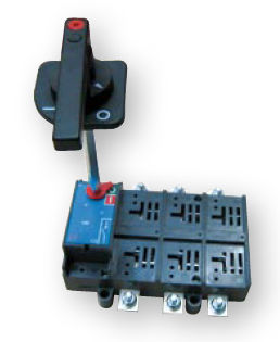 Low-voltage disconnect switch 1 000 - 1 500 V | LA series ETI