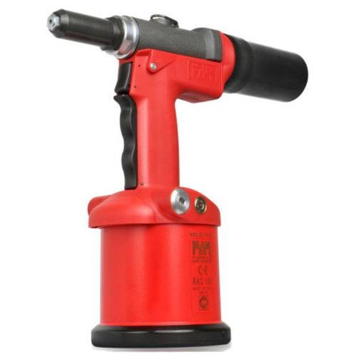 oleo-pneumatic riveter / for blind rivets / for structural rivets / with ejection system