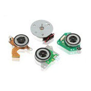 DC motor / brushless / permanent magnet / small