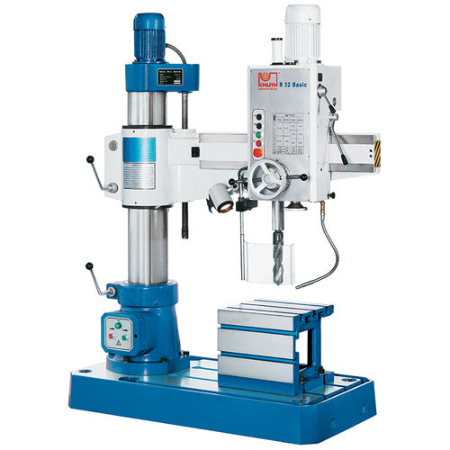 column type drilling and tapping machine / vertical