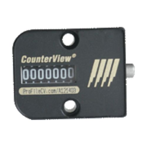 Tachometer counter / analog / mechanical / for molding machines CounterView® Progressive Components