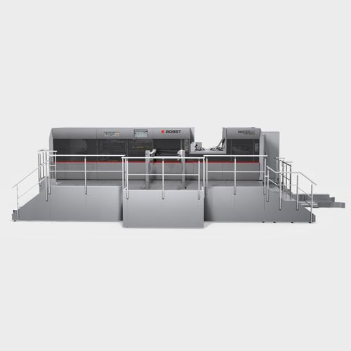 die cutting machine / paper / for plastics / CNC