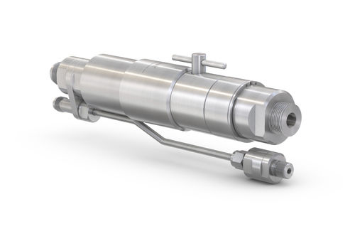 CNG Breakaway coupling / for truck fueling stations / for bus fueling stations TSA5 CNG WEH GmbH