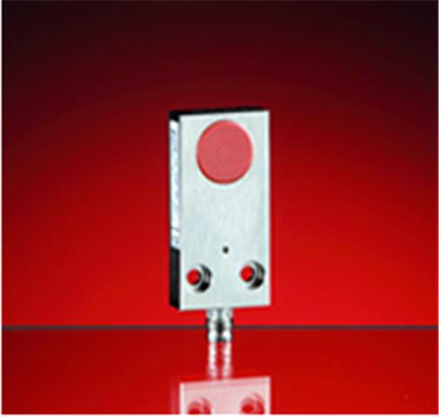 inductive proximity sensor / rectangular / digital
