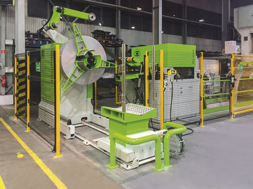 automatic feeding system / for production lines