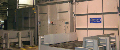 Air quenching system for aluminum heat treating PAQ Can-Eng Furnaces International Limited