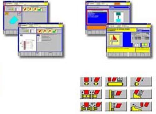 grinding machine software