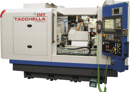 external cylindrical grinding machine / for gears / CNC / 3-axis