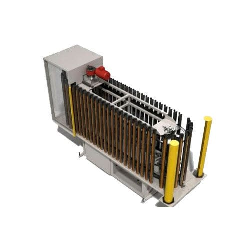 automatic feeding system / for packaging machines